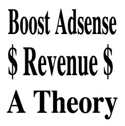 Boost Adsense Revenue