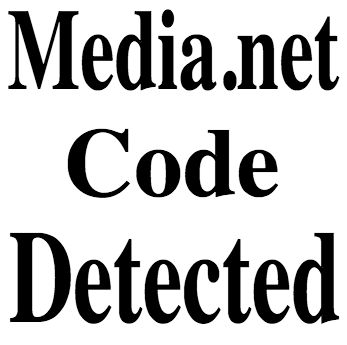 Media.net Detection Ad Process - Youtube Video