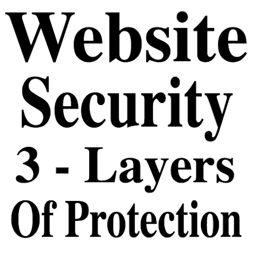 Website Security 3 Layers Of Protection