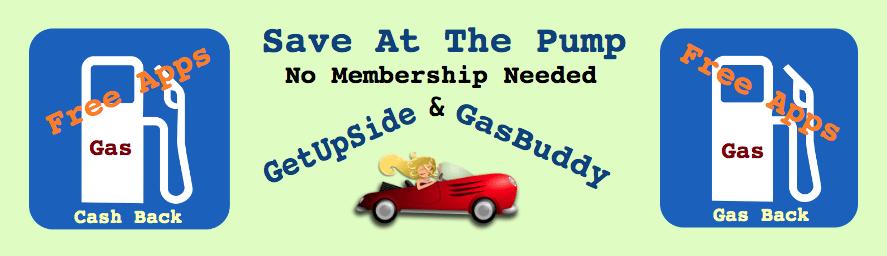Cash Back Gas App