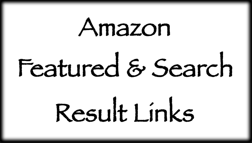 Amazon Featured and Search Result Links